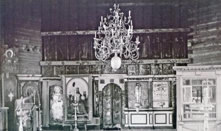 27-Галичский-уезд-Село-Холм-Иконостас-церкви-Собора-Богородицы-1552-1654